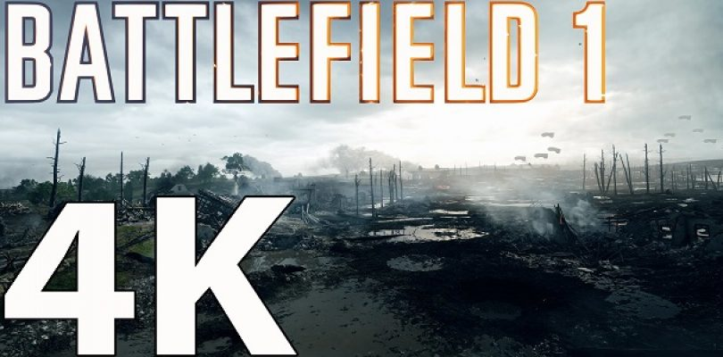 Video: Check out Battlefield 1 running on the PS4 PRO compared to the PS4