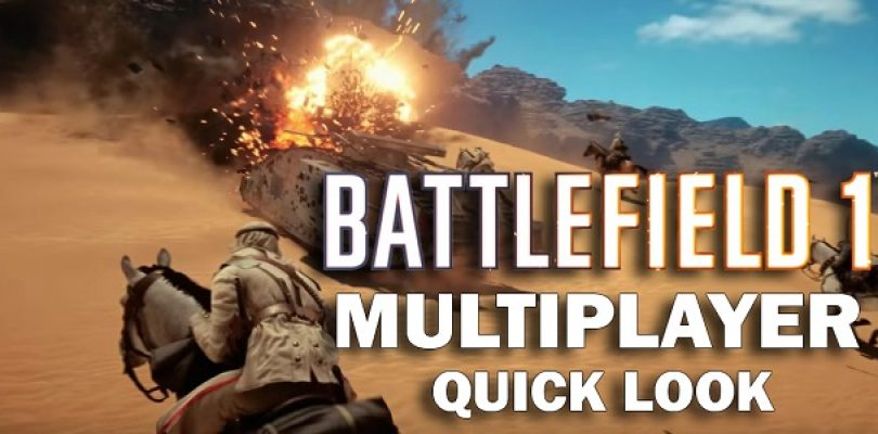 Video: Battlefield 1 multiplayer quick look