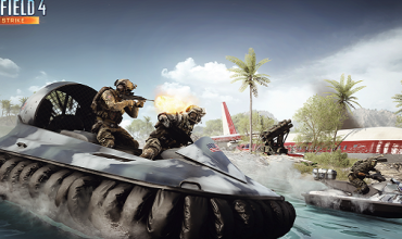 Battlefield 4's Naval Strike Expansion currently FREE!