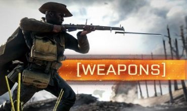 Each class in Battlefield 1 is getting a brand new weapon