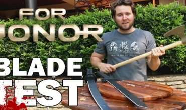 Video: We do a blade test to find out which class is best in For Honor