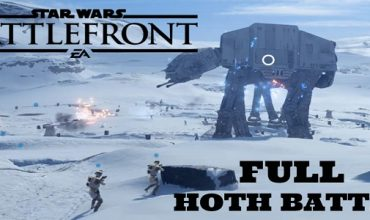 Video: We play the Star Wars: Battlefront Beta