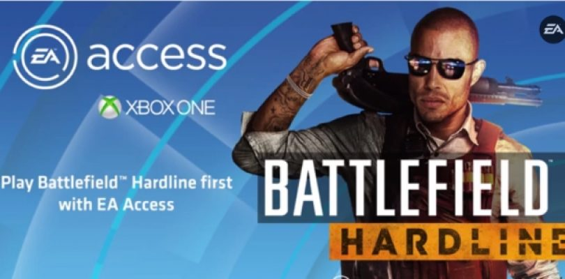 Get Early Access To Battlefield Hardline