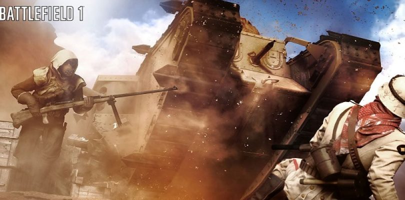 Video: Learn how to snipe in Battlefield 1