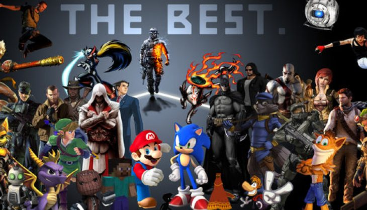These are the 100 best games of all time, according to EDGE