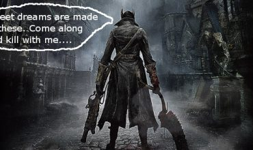 Enjoy Killing Things? Watch This Bloodborne Gameplay Footage