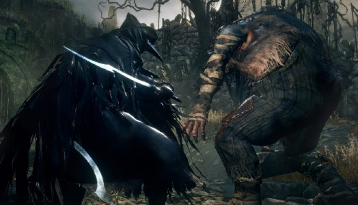 18 Minutes of Bloodborne For Your Viewing Pleasure