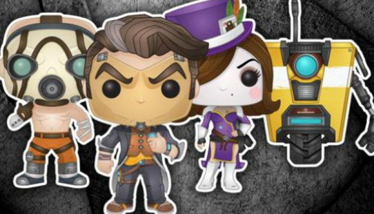 The Borderlands Pop series wants to make you poor