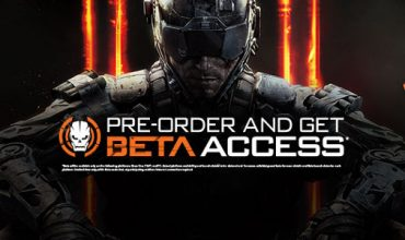 Pre-order CoD Black Ops 3 and redeem your Beta code right now