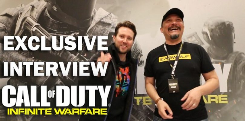 Video: The Armory – Call of Duty: Infinite Warfare exclusive campaign interview
