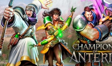 Video: Champions of Anteria: Launch Trailer