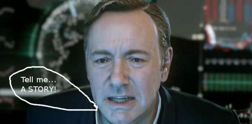 Behind the Scenes of Call of Duty: Advanced Warfare