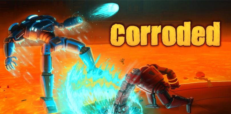 Encircle Games announces Corroded release date