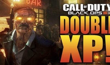 Get your Double XP on in Blops III this weekend