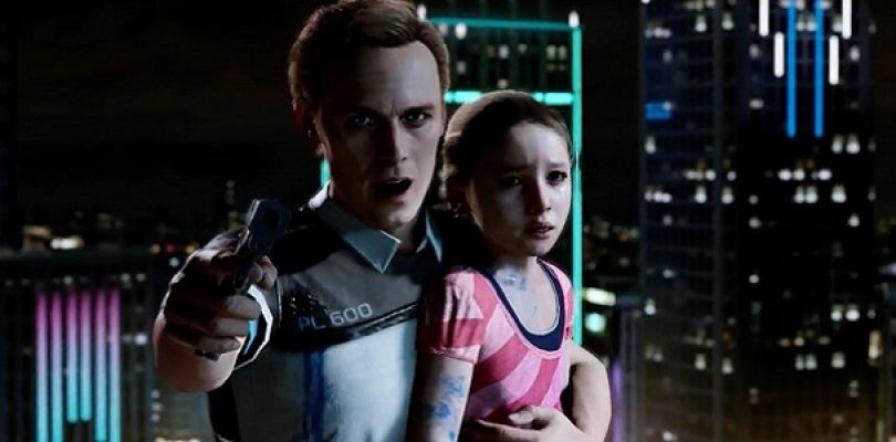 Detroit: Become Human – More info from Quantic Dream