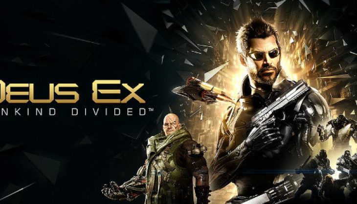 In Deus Ex: Mankind Divided you can beat bosses by talking to them