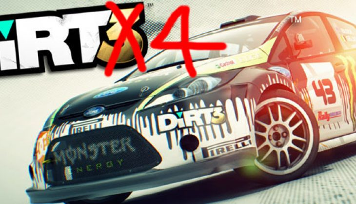 Did Codemasters just announce Dirt 4?