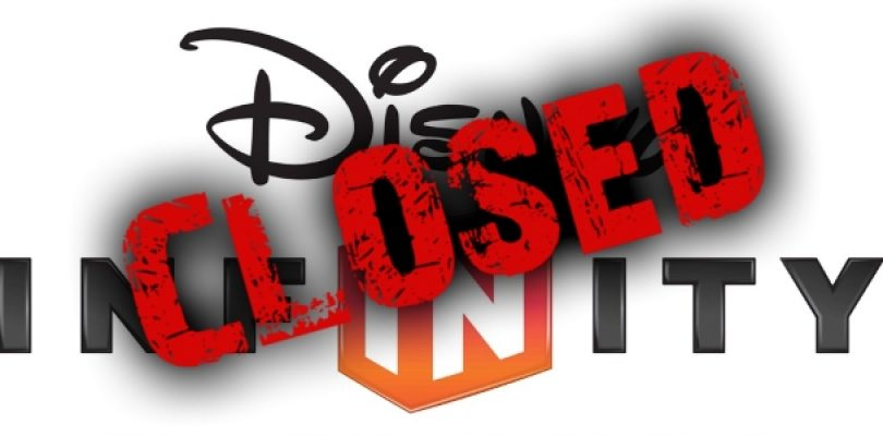 Disney Infinity franchise comes to an end