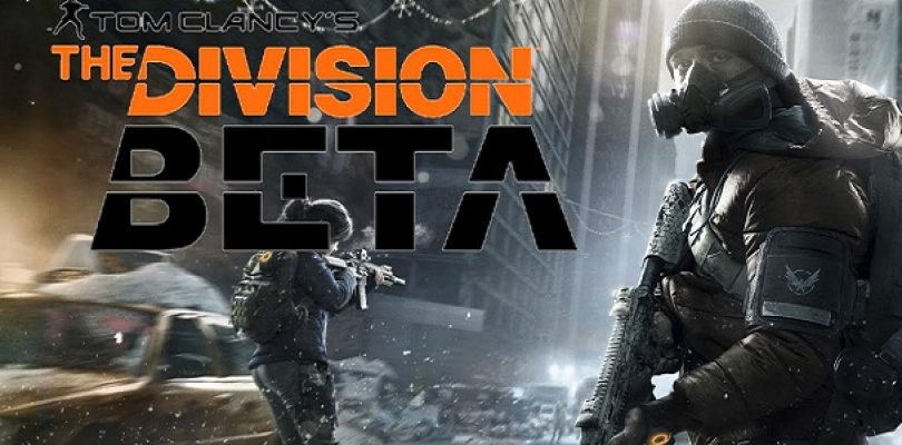 "Playing The Division Beta? Here's how to do ""your best"""