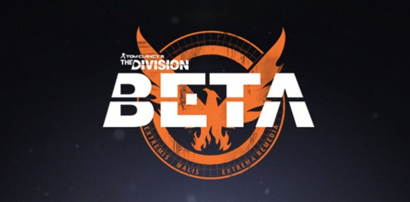 Win a beta key for The Division (PC)