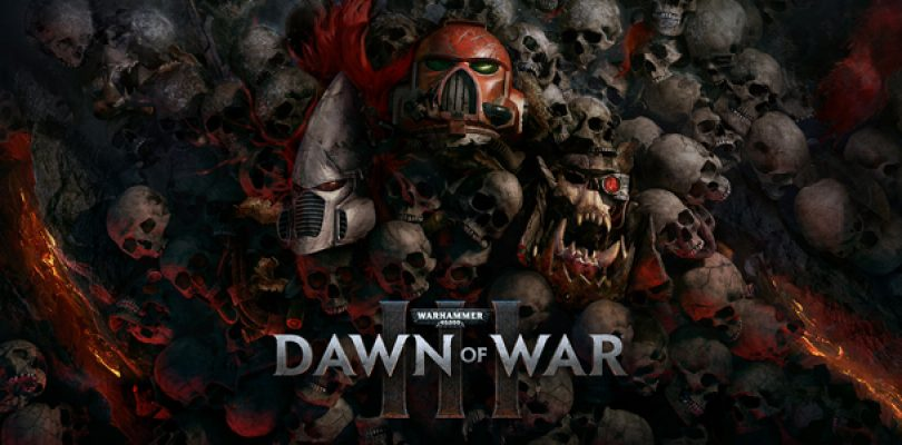 Get your open beta for Dawn of War 3 while it's hot!