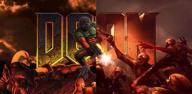 Video: Watch the first level of modern Doom recreated in original Doom engine