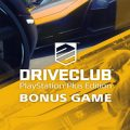 Driveclub PlayStation Plus Edition Now Available