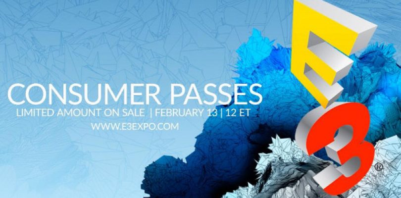 E3 now open to the public, but tickets are limited