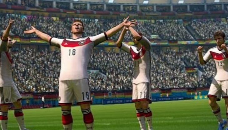 EA Predicts The FIFA World Cup 2014 Winner.