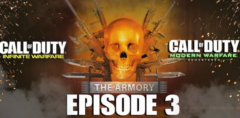 Video: The Armory EP3 – COD 4: Remastered Multiplayer