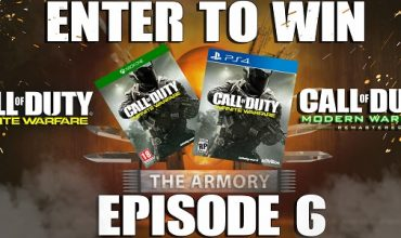 Video: The Armory EP 6 – Infinite Warfare multiplayer BETA and PRIZES
