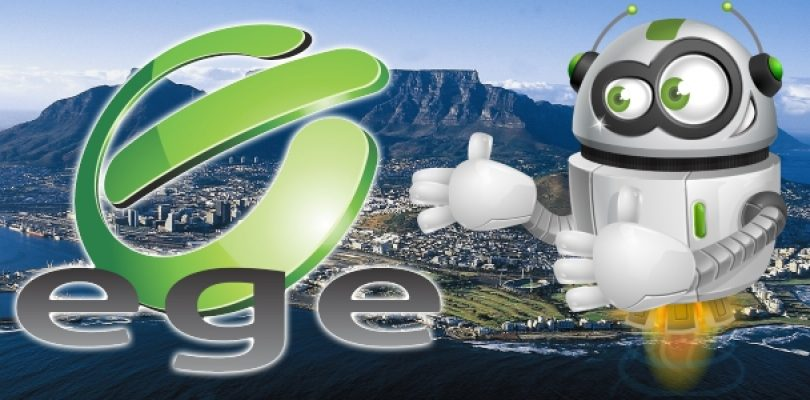 EGE returns to Cape Town in 2016
