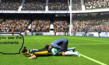 Manchester City Take on Liverpool in this FIFA 15 Footage