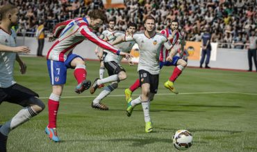 Improve your shooting in FIFA 15