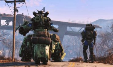 Fallout 4's Automatron DLC is out on 22 March