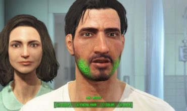 Celebs From Fallout 4's Character Creator