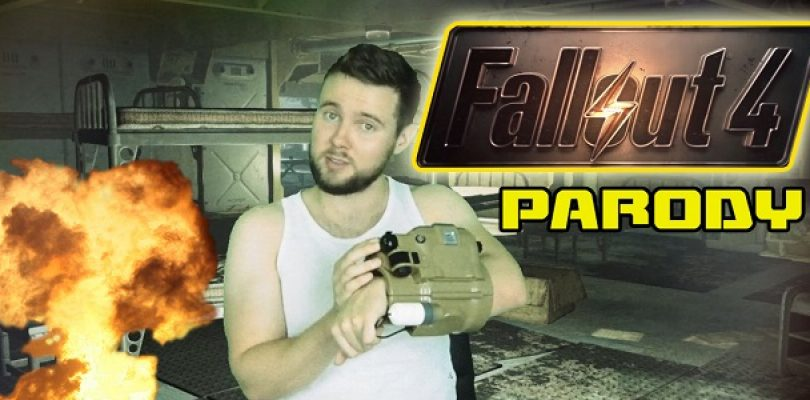 Fallout 4 Parody – Video diary edition