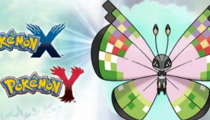 Get A Free Fancy Vivillon Before It's Too Late