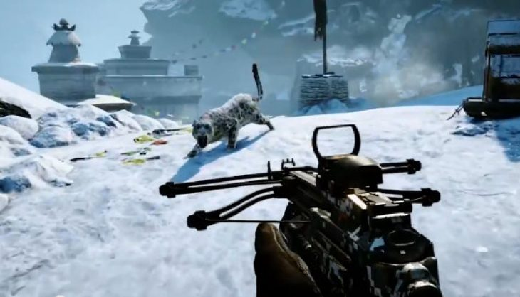 Are you into open-world games? You'll want to watch this Far Cry 4 video