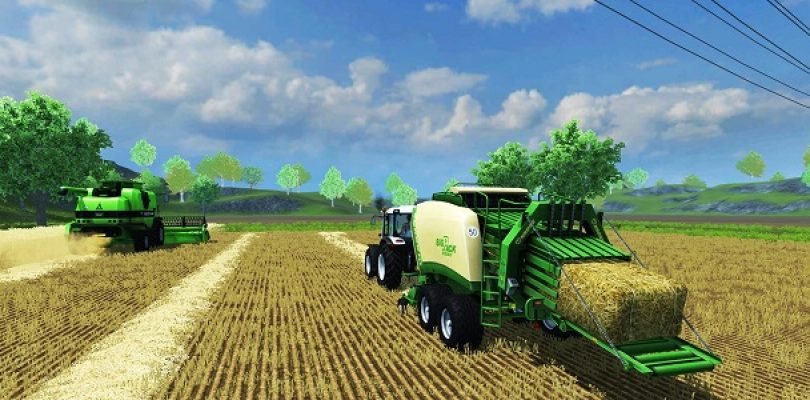 Time to celebrate! Farming Simulator 17 announced for PC, PS4 and XB1