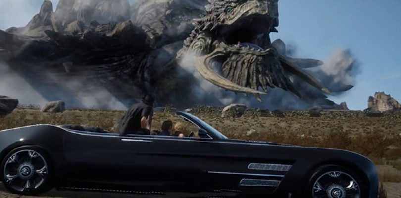 A new update for Final Fantasy XV drops in on 27 April