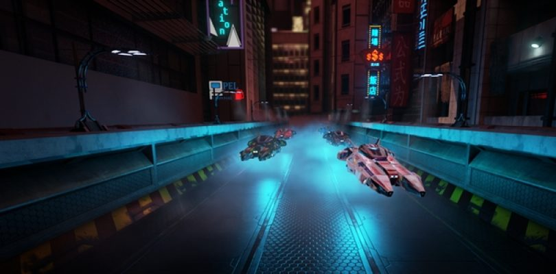 Video: Formula Fusion from Wipeout developers – Early Footage