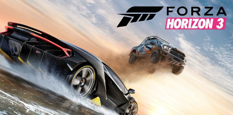 Forza Horizon 3's first expansion arriving later this year