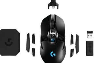 Review: G900 Chaos Spectrum professional grade gaming mouse