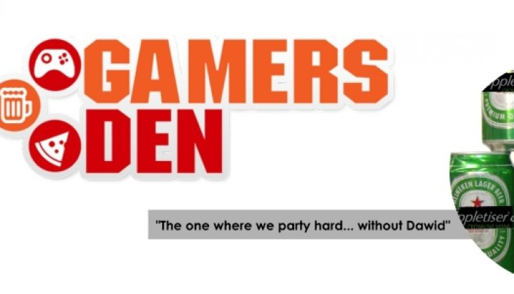 Gamers Den – The party episode ;)