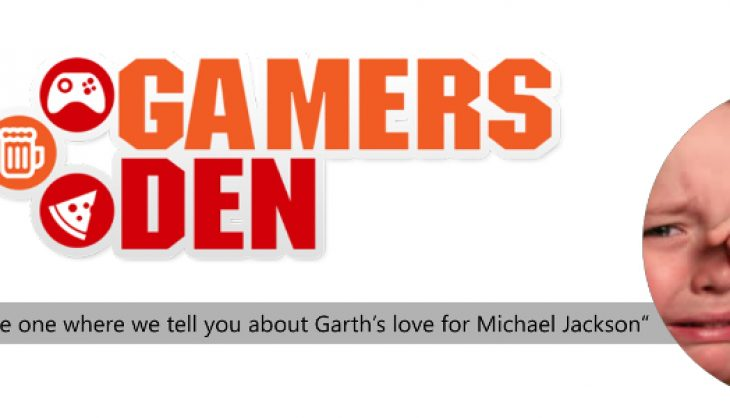 Gamers Den – Has a game ever made you cry?