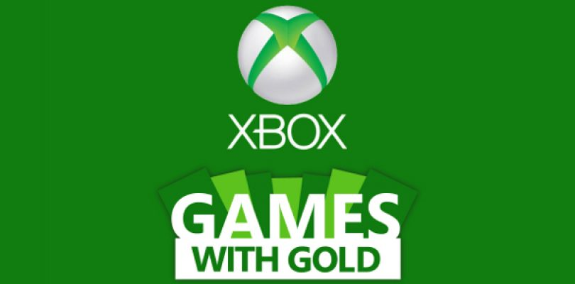 Your Games with Gold for March is looking HAWT