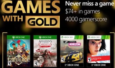 Your Games with Gold for September include Earthlock: Festival of Magic and Forza Horizon