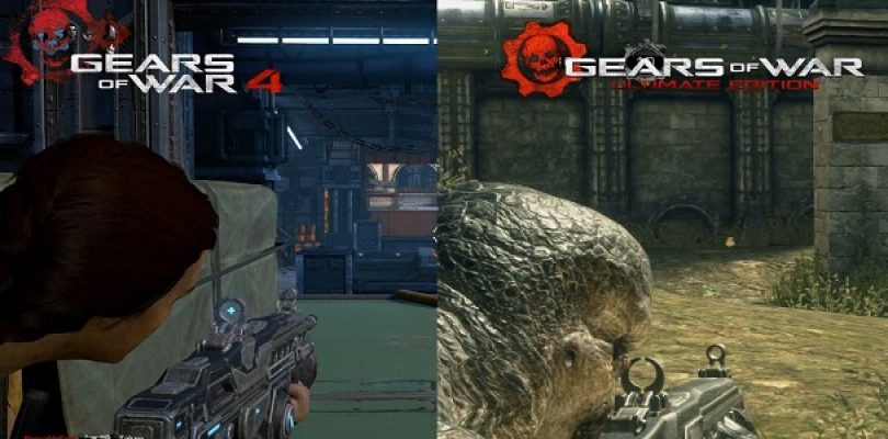 Video: Our Gears of War 4 BETA gameplay session