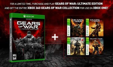Buy Gears of War: Ultimate Edition and get the entire series for free